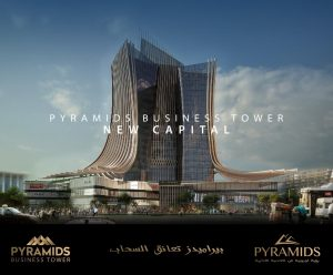 pyramids business tower new capital