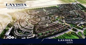 لافيستا سيتى القاهرة الجديدة La Vista City New Cairo