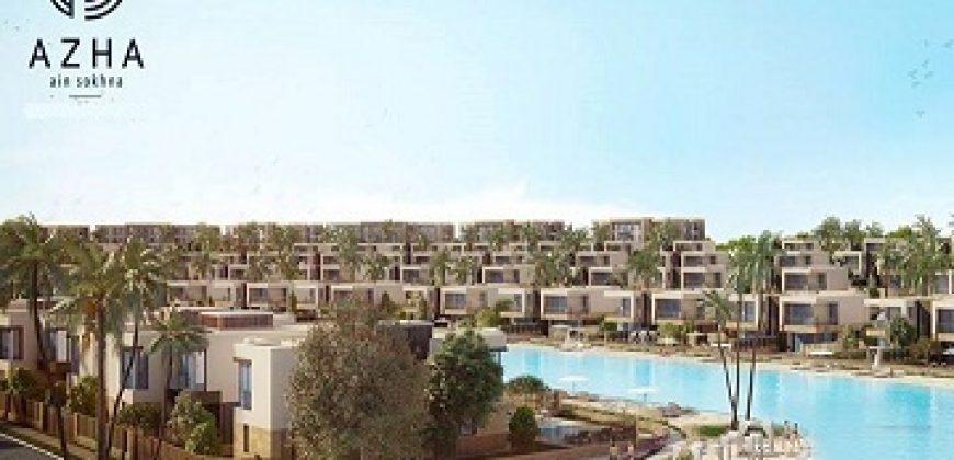 قرية أزها العين السخنة