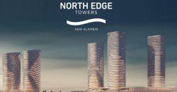 أبراج العلمين الجديدة نورث إيدج لشركة سيتى ايدج