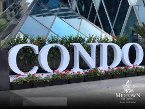 ميد تاون كوندو العاصمة الإدارية