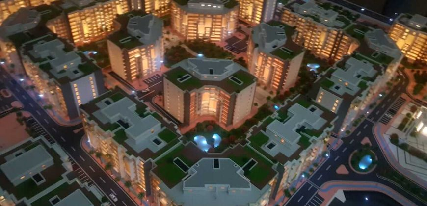 جولدن يارد العاصمة الادارية الجديدة