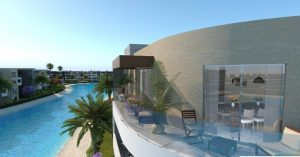 مشروع بوساندس الساحل الشمالى بالكيلو 120