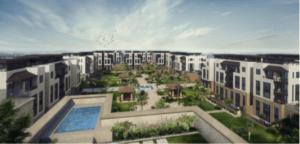 أسعار مشروع تريو جاردنز القاهرة الجديدة