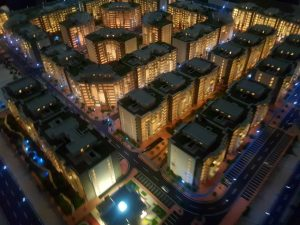 موقع كمبوند جولدن يارد العاصمة الادارية