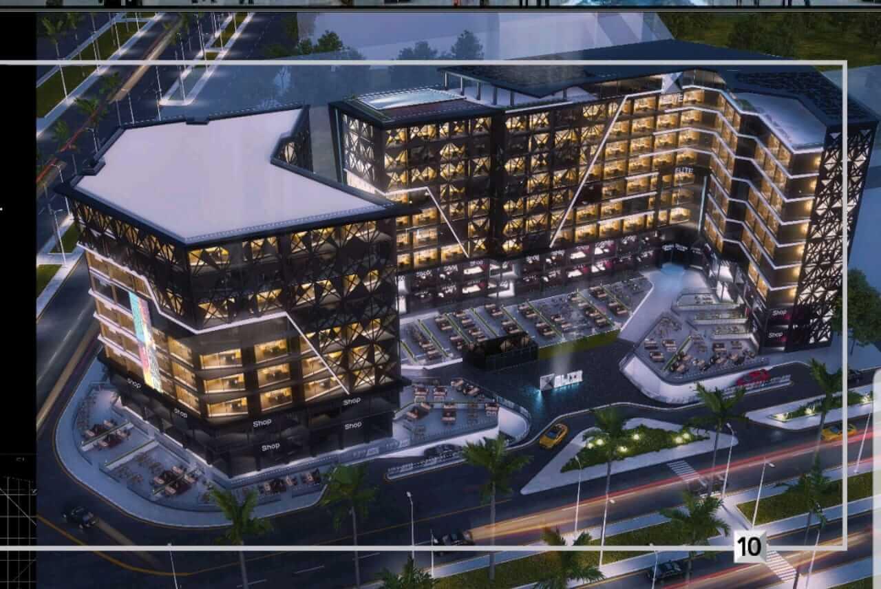 ايليت العاصمة الادارية الجديدة