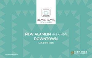 داون تاون العلمين الجديدة Down Town New Alamein