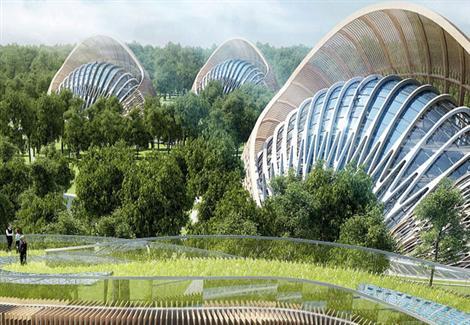 مدينة المستقبل بالقاهرة الجديدة