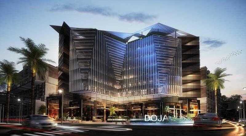 مول أرورا العاصمة الادارية شركة دوجا