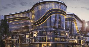 مول باريس ايست العاصمة الادارية شركة بيراميدز