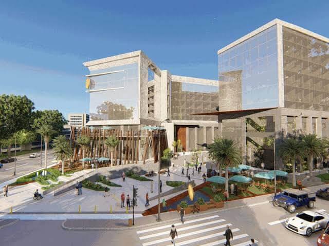 مول ذا ووك العاصمة الادارية الجديدة