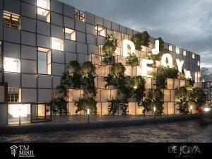 مشروع دي جويا العاصمة شركة تاج مصر