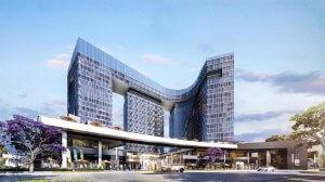 اى بيزنس بارك العاصمة الادارية الجديدة I Business Park New Capital