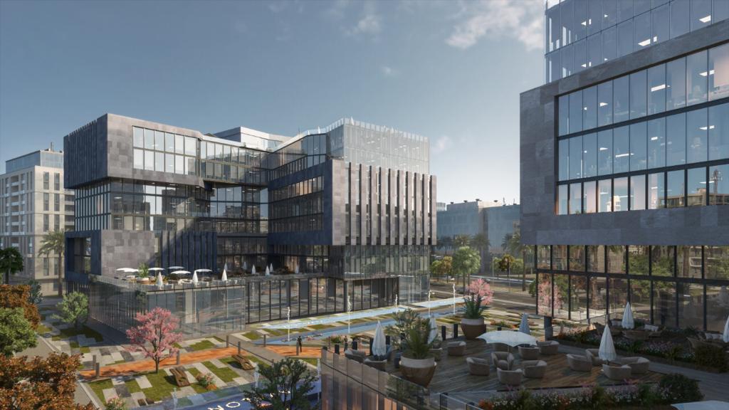 افالون العاصمة الادارية الجديدة Avalon new capital