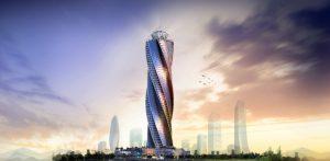 دايموند تاور العاصمة الادارية الجديدة
